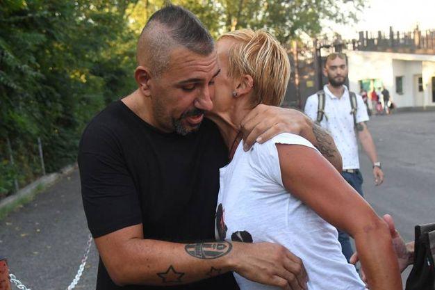 """""""Siamo contente di questo risultato che finalmente ha reso giustizia a nostra sorella"""" anche se """"quello che le hanno tolto non le potrà essere restituito"""", affermano Barbara e Claudia Poggiali (Foto Schicchi)"""