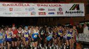 Bologna corre di sera l'emozionante Casaglia San Luca (Bologna)