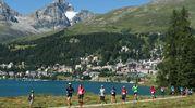 Engadiner Sommerlauf, in gara ad alta quota (Saint Moritz-Svizzera)