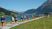Giro del Lago Resia (Bolzano)