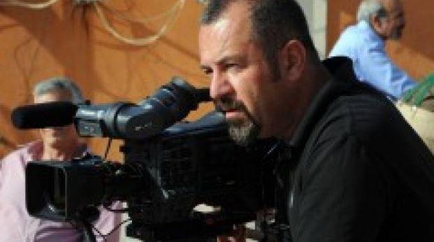 Il regista Francesco Falaschi