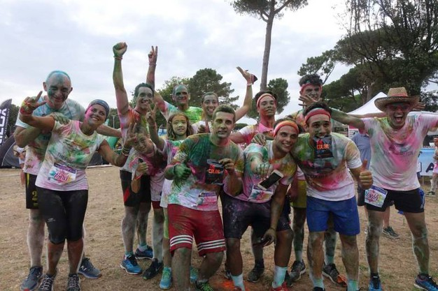 La Color Run (Umicini)