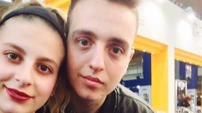Alessio Stabile Pecora e Giusy Mosca, i due giovanissimi morti in un incidente stradale