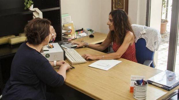 Un colloquio con una operatrice del Centro per l'impiego a Pesaro