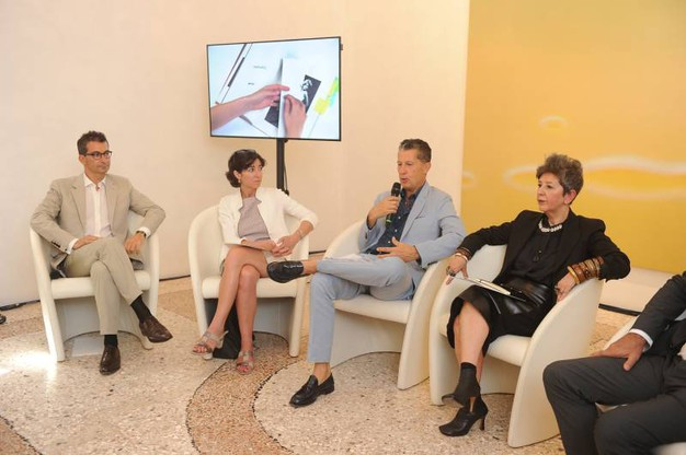 Marchetti, Tajani, Tonchi e Frisa