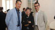 Stefano Tonchi, Maria Luisa Frisa e Federico Marchetti