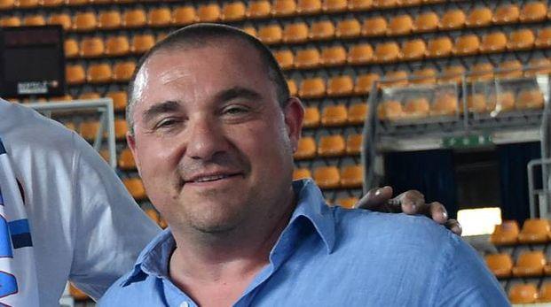 Cristian Pavani, nuovo presidente Fortitudo (Foto Schicchi)