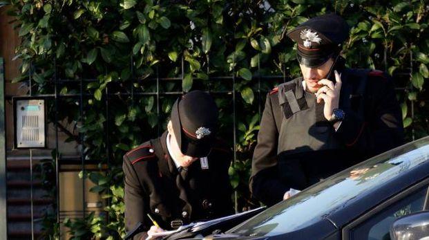 Indagano i carabinieri (foto d'archivio)
