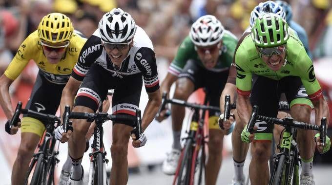 Giro d'Italia 2017 (Afp)