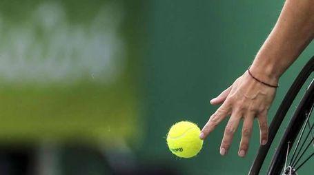 Tennis in carrozzina, torneo a Forlì