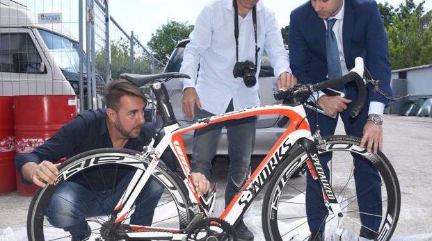 La bici del campione