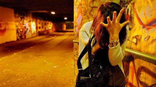 Stalking (foto di archivio)