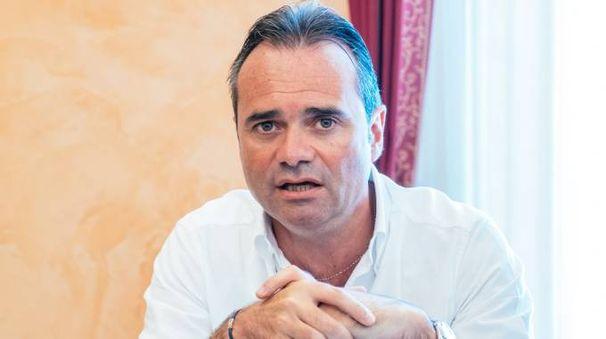 Il sindaco Nicola Loira (foto Zeppilli)
