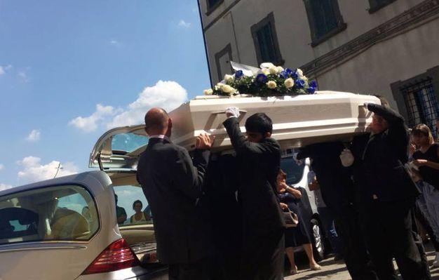 Il funerale di Giusy a Santa Maria a Monte (Germogli)