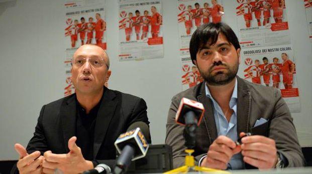Nicola Laurenza e Giuseppe D'Aniello