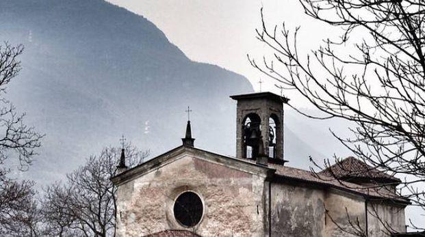 La chiesa delle Sante