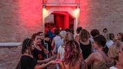 Pubblico da grandi occasioni a Rocca Costanza per Popsophia 2017 (Fotoprint)