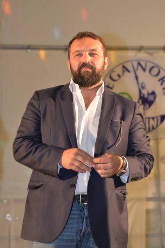 Il deputato Gianluca Pini (foto Frasca)