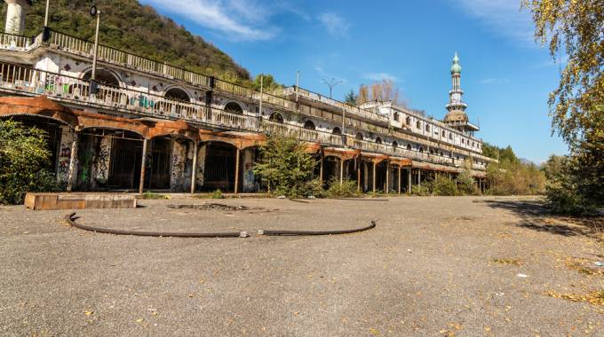 Il paese fantasma di Consonno – Foto: AGaeta/iStock