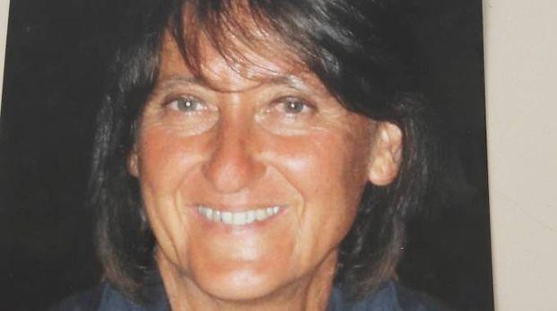La vittima Lorella Vaccari