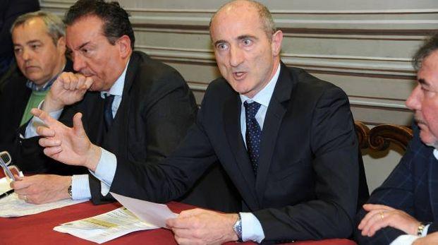 Il nuovo sindaco di Abbiategrasso Cesare Nai