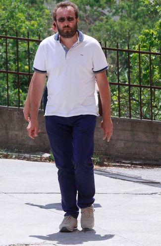Il sindaco di Mongtepulciano Andrea Rossi  (Paolo Lazzeroni)