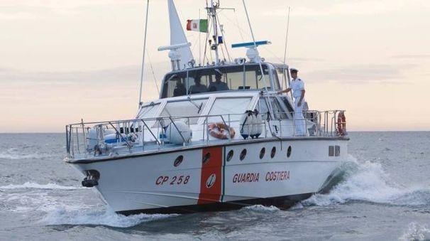 La Guardia Costiera in azione (foto di repertorio)