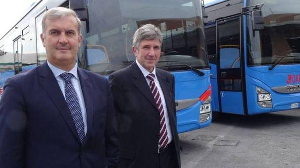 Alberto Banci e Giuseppe Gori di Cap