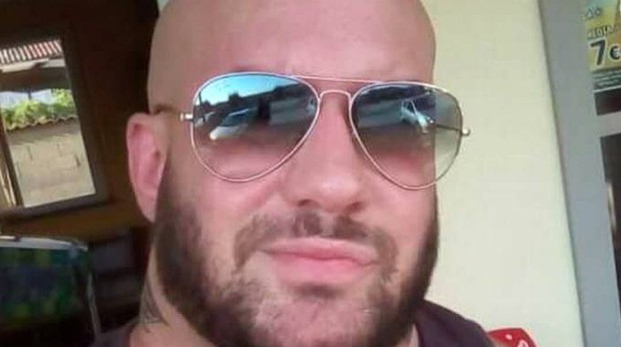 La vittima Jader Sgherbini