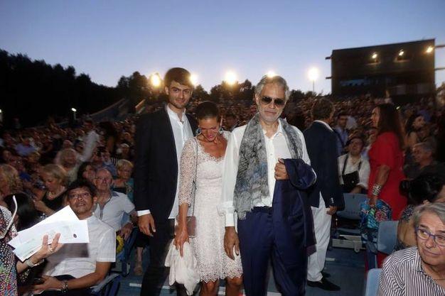 Andrea Bocelli (Foto Umicini)