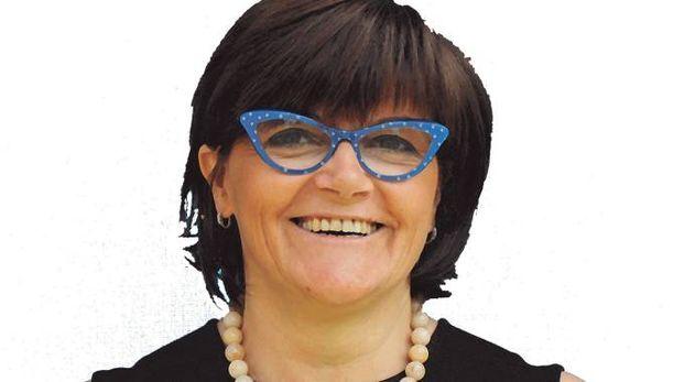 Il sindaco di Guanzate Cinzia Negretti (Cusa)
