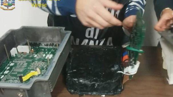 La cocaina nera