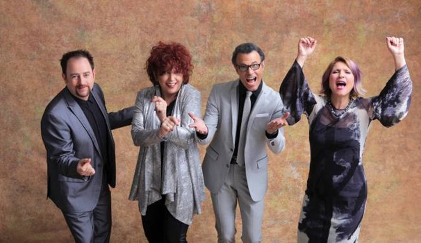 The Manhattan Transfer (foto John Abbott)