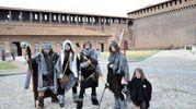 Tante iniziative nel cuore di Milano (Newpress)