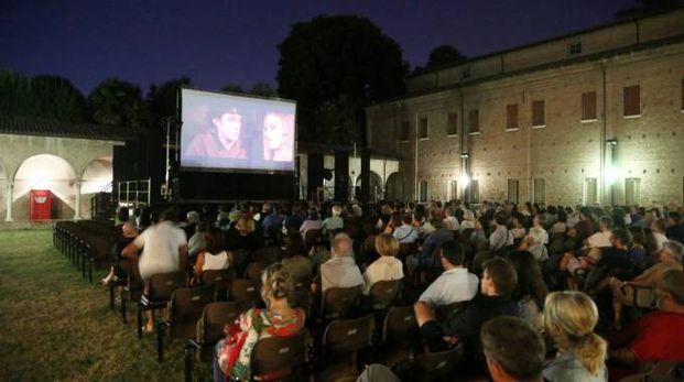 Cesena, Notte del cinema 2017 (foto Ravaglia