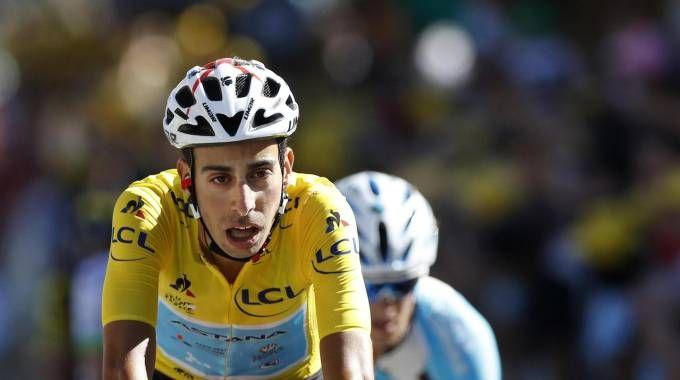 Tour de France, Fabio Aru all'arrivo di Rodez (Ansa)