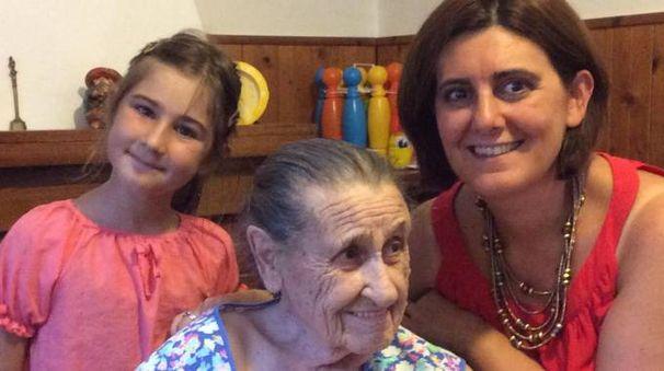 Da sinistra Siria, Lisena e Annalisa. Compleanno insieme