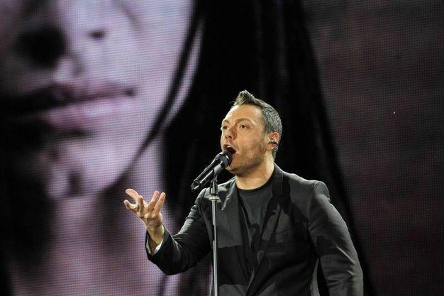 Tiziano Ferro (Tania Bucci / New Press Photo)