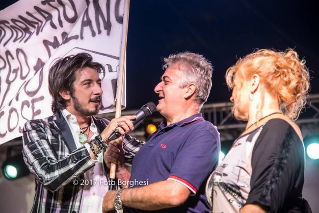 Paolo Ruffini al Festival Borgo a Mozzano