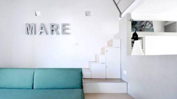 M.A.R.E. un micro appartamento al mare, di Plusdesign