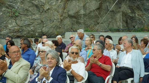 Monterosso, premio giornalistico Cinque Terre (Frascatore)