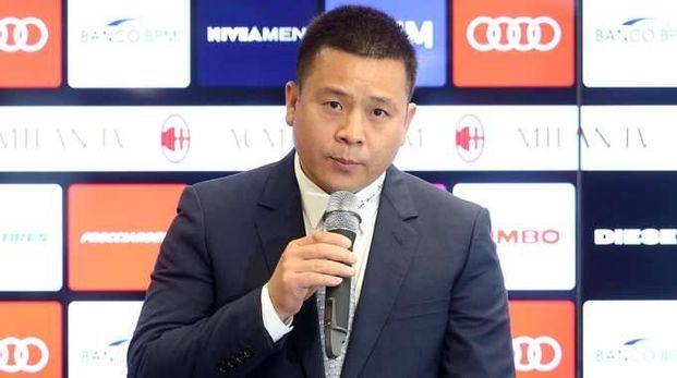 Milan: Yonghong Li, torneremo grandi