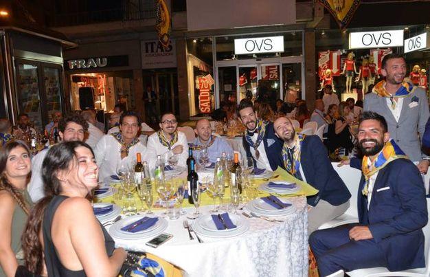 Santo Spirito: la cena della vittoria per il poker (Tavanti)