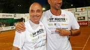 Tra i Vip presenti anche Franco Causio e Costantino Vitagliano (foto Corelli)