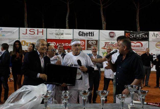 Le premiazioni finali (foto Corelli)