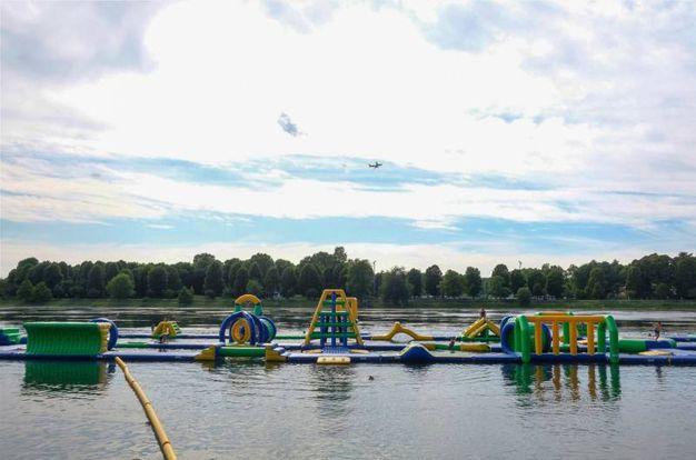 Estate a Milano: tra acqua rinfrescante, tintarella e sport (Newpress)