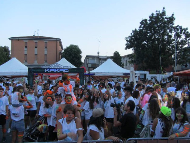 fluo moon run