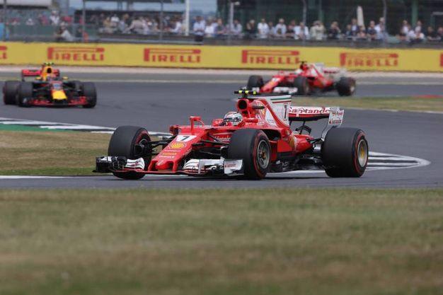 Kimi Raikkonen 9