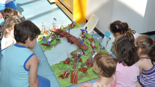 Laboratorio per bambini