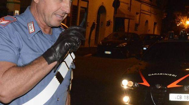 I carabinieri hanno sedato la rissa
